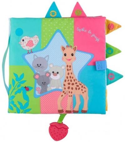 Sophie la Girafe grosses Fühlbuch