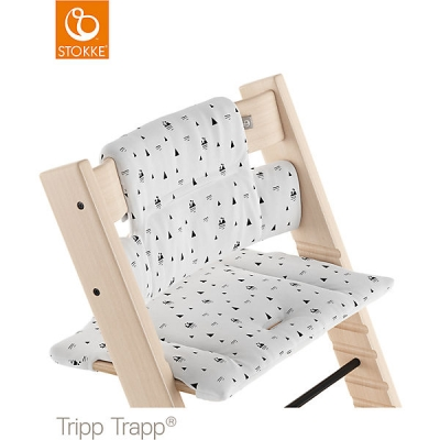 STOKKE Tripp Trapp Zubehör - Kissen, White Mountains