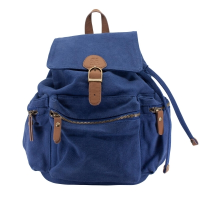 Sebra Kinder Rucksack, royal blue
