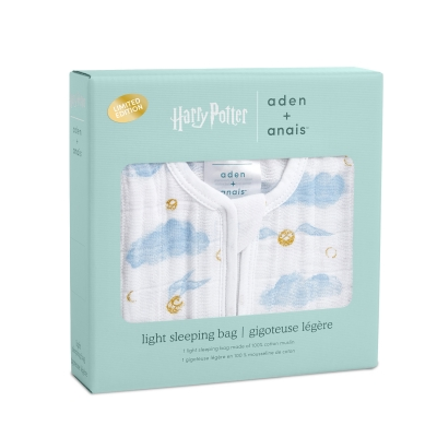 Aden + Anais Sommerschlafsack - Harry Potter *limited edition*