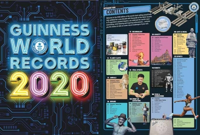 Guinness World Records 2020 Buch
