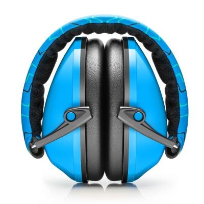 Reer Silent Guard Gehörschutz für Kinder ab 3 Jahren, Blau
