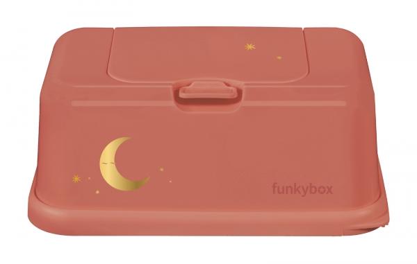 FunkyBox Feuchttücher Box, Brick Moonlight