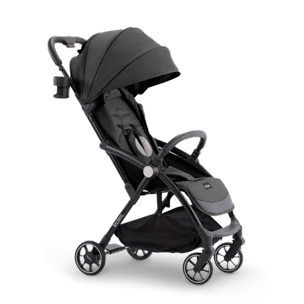leclerc Magic Fold Plus Reisebuggy, Schwarz