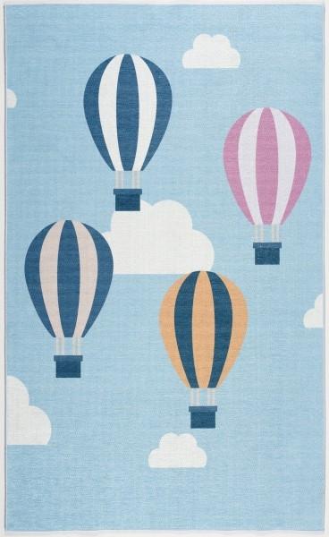 Scandic Living Teppich, Heissballone