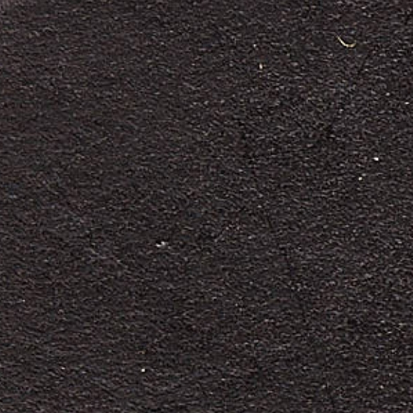 Leander Griffe, Leder, 6 Stück, Schwarz
