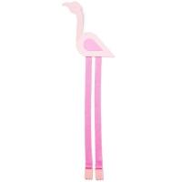 Tresxics Haarspangenhalter & Wandhaken, Flamingo