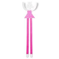 Tresxics Haarspangenhalter & Wandhaken, Prinzessin Pink