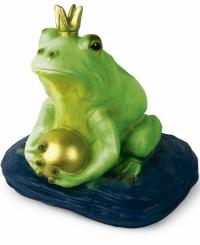 Egmont Nachtlampe, Froschkönig