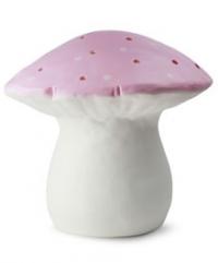 Egmont Nachtlampe, Grosser Pilz Pink
