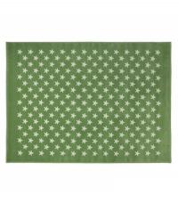 Lorena Canals Acryl Kinderteppich, Estrellitas Green 120 x 160 cm