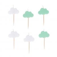 My Little Day Geburtstagskerzen, Wolken