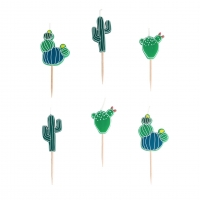My Little Day Geburtstagskerzen, Kaktus