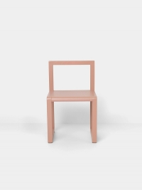 Ferm Living Little Architect Stuhl, rose