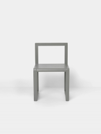 Ferm Living Little Architect Stuhl, grau