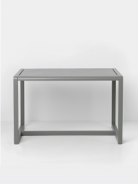 Ferm Living Little Architect Tisch, Grau