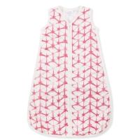 Aden + Anais Silky Soft Sommerschlafsack - Berry Shibori