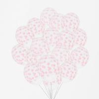 My Little Day Luftballone aus Latex, 100 Stk. - Confetti Pink