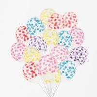 My Little Day Luftballone aus Latex, 100 Stk. - Confetti Multi