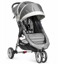 Baby Jogger City Mini 3-Rad, Steel/ Gray 2019