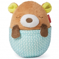 Skip Hop Hug Me Projection Soother Nachtlicht, Bear