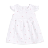 Aden Anais Kleid Yoke, Rose Water
