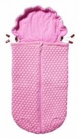 JOOLZ Essential Nest für Wanne & Autositz Honeycomb, Pink