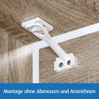 Reer Schrank- und Schubladensicherung mit Montagehilfe