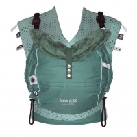 Snoozebaby Babytrage Kiss & Carry, Forest Green