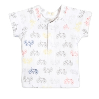 Aden Anais T-Shirt Henley, Cycles