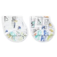 Aden + Anais Burpy Bib, 2er Pack - Winnie The Pooh