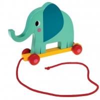 Rex International Nachziehtier Elvis Elefant