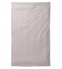 Ferm Living Hush Duvet Bezug, 140 x 200, Milky Way Rosa