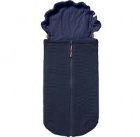 JOOLZ Essential Nest für Wanne & Autositz Ribbed, Blue