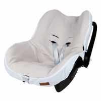 Babys Only Bezug für Babyschale, Classic Hellblau