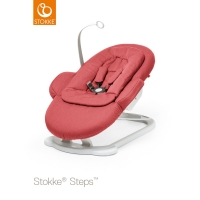 STOKKE Steps Bouncer Wippe, Rot