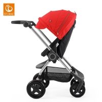 STOKKE Scoot Black / Red 2018