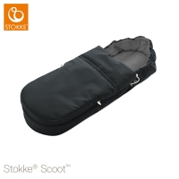 STOKKE Scoot Softbag, Black
