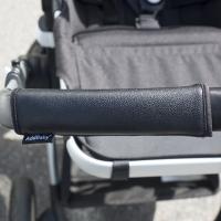 AddBaby Kinderwagen Griffbezug, schwarz