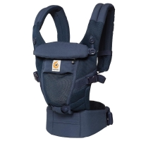 Ergobaby Adapt Cool Air Mesh Babytrage - deep blue