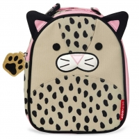 Skip Hop Lunchies Lunch-Tasche, Leopard