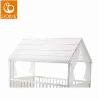 STOKKE Home Bettdach Bed Roof, White