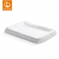 STOKKE Home Changer Matratzenbezug 2 Stk. White