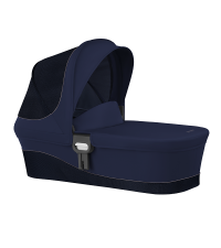 Cybex Kinderwagenaufsatz M, Denim Blue 2018