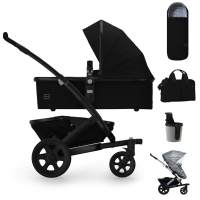JOOLZ Geo2 Kinderwagen, Noir - 3KH Special Set