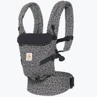 Ergobaby Babytrage Adapt, Special Edition Keith Haring - Black
