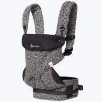 Ergobaby Babytrage 360° 4-Positionen, Special Edition - Keith Haring Black