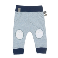 Snoozebaby Baby Hose, Fading Blue