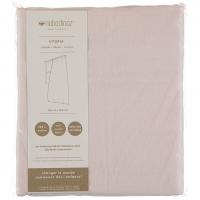 Nobodinoz Vorhang aus Musselin Baumwolle Utopia, Dream Pink