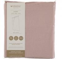 Nobodinoz Vorhang aus Musselin Baumwolle Utopia, Bloom Pink